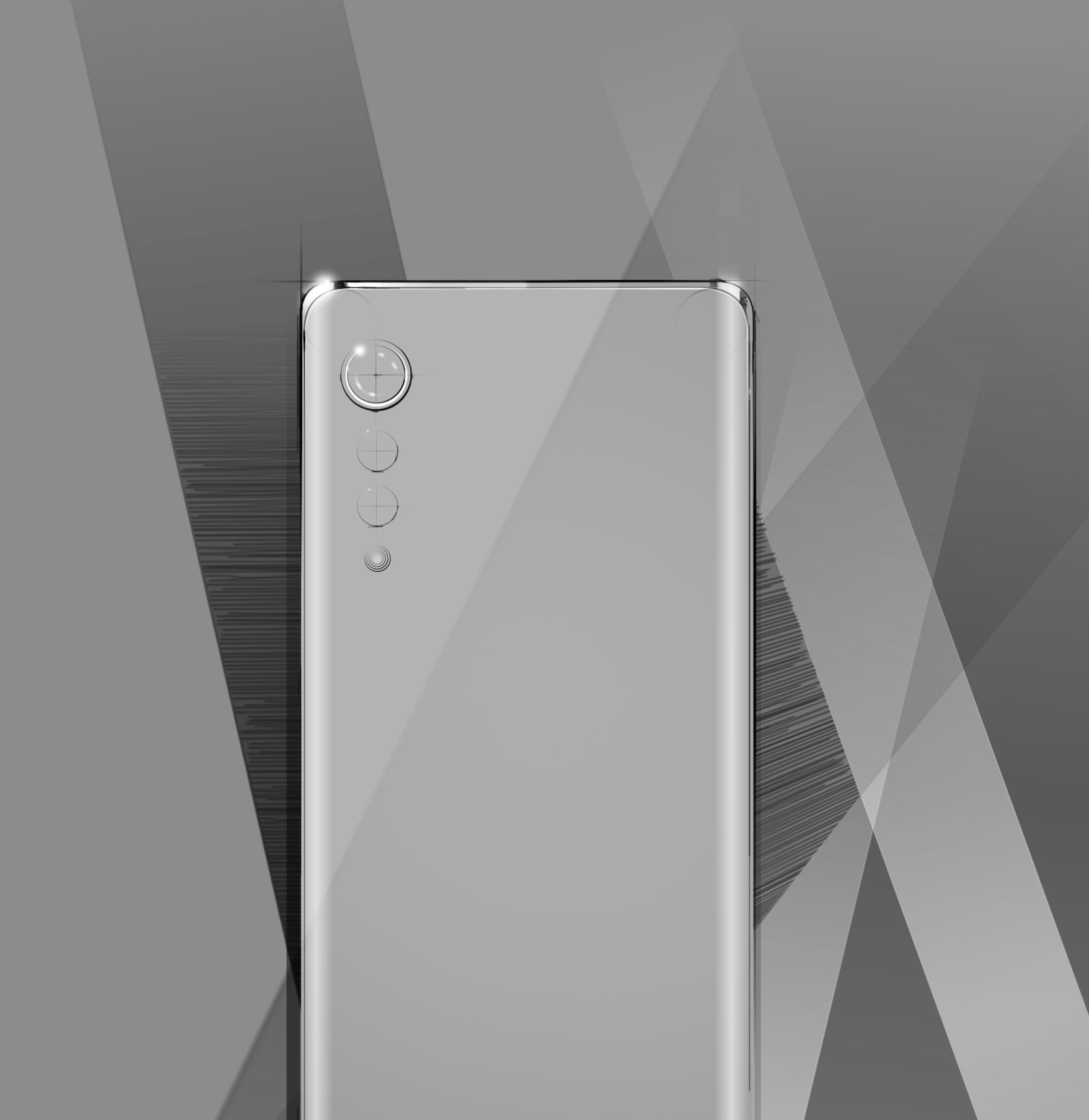 LG ontwerp smartphone toekomst