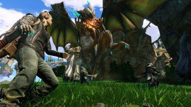 Scalebound games