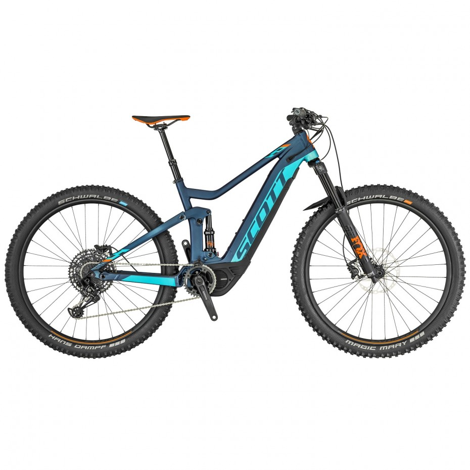 Scott Genius eRide 920 elektrische mountainbike e-bike