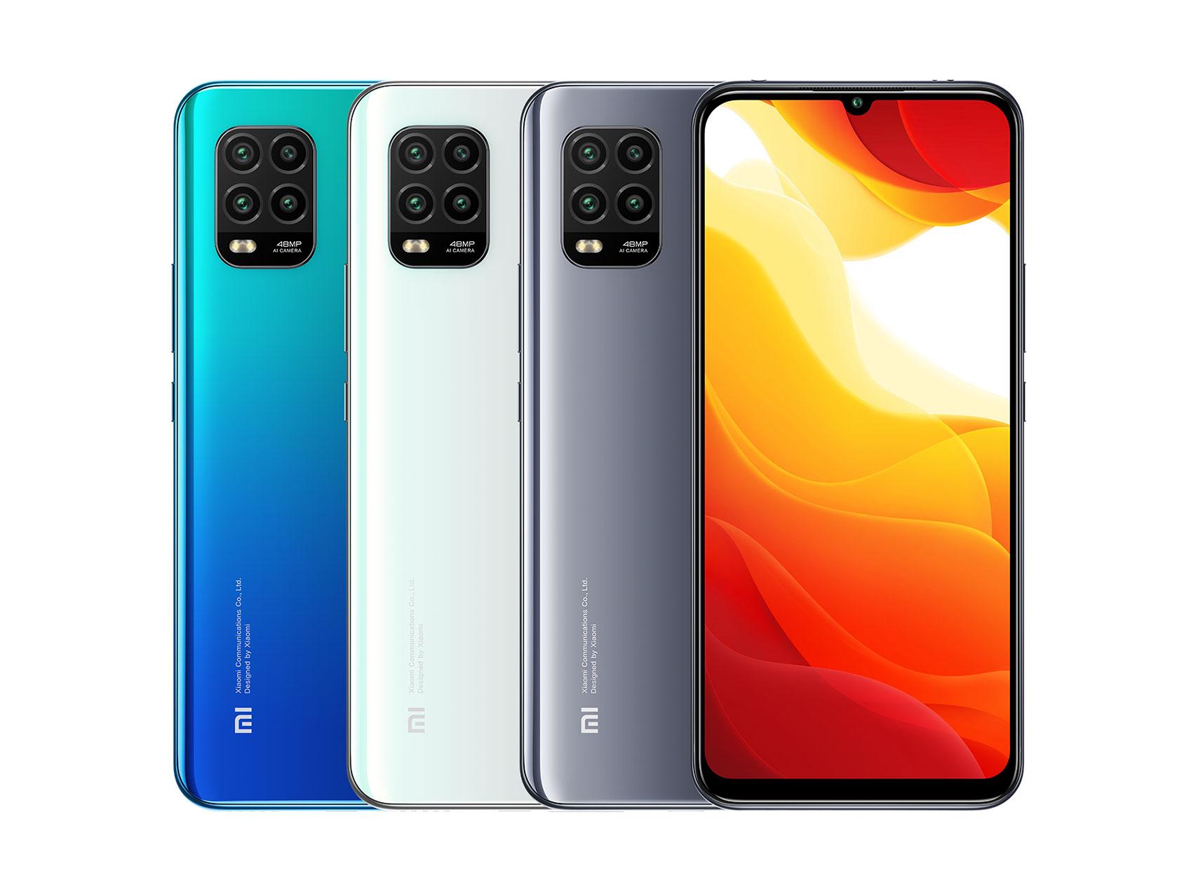 Xiaomi Mi 10 Lite beste smartphones