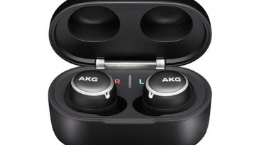 AKG N400 true wireless oortjes