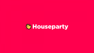Houseparty Logo privacy