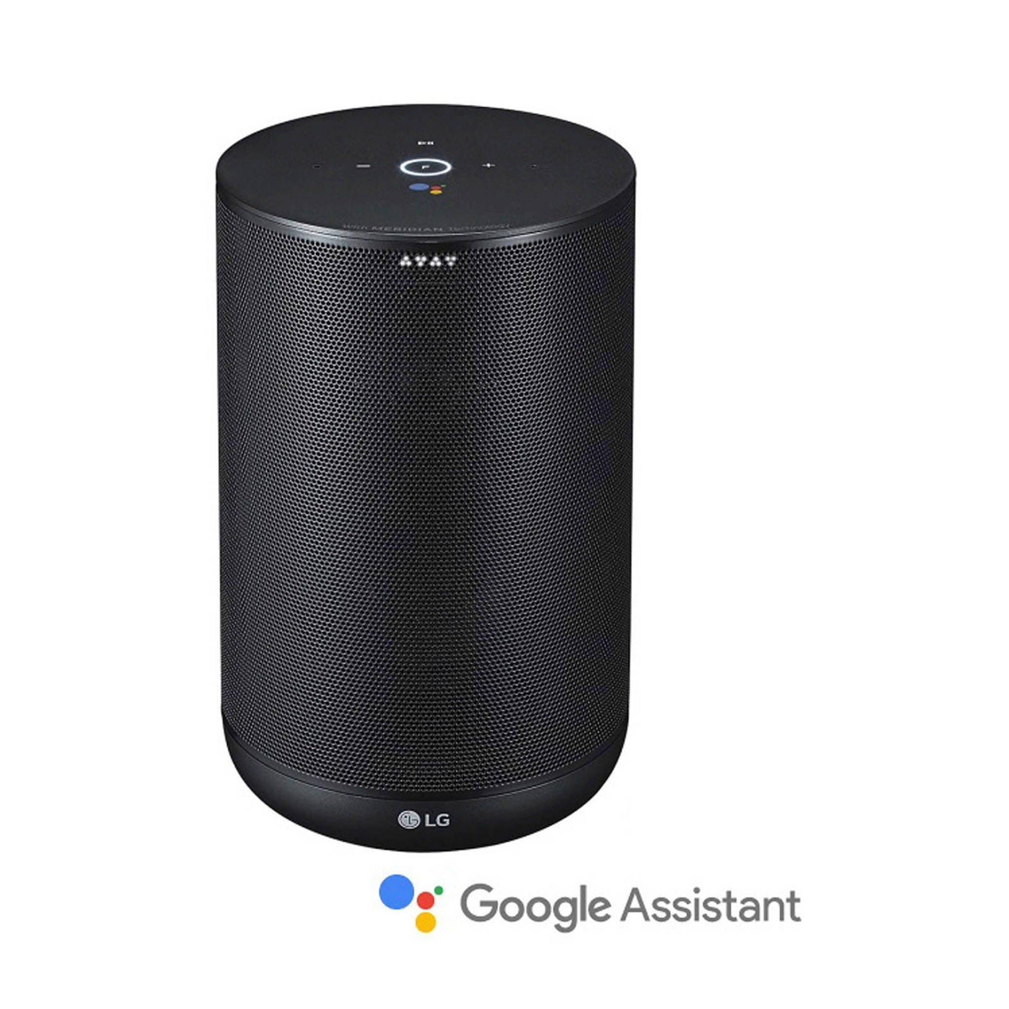 lg wk7 thinq google home