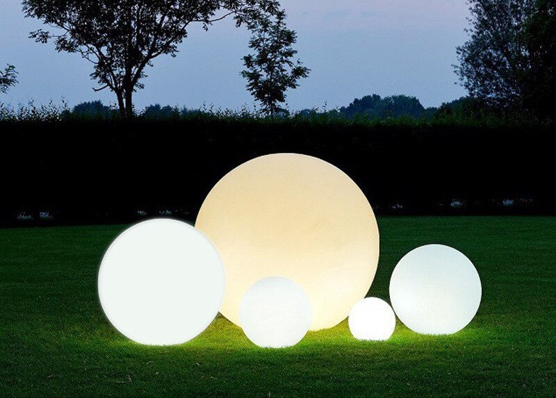 LED-lamp bol tuinverlichting AliExpress
