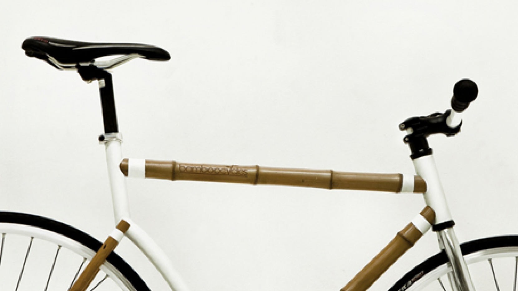 Bamboocycles frame fiets