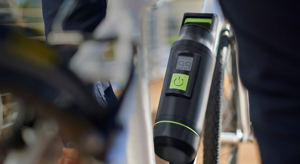 lithium ion accu elektrische fiets