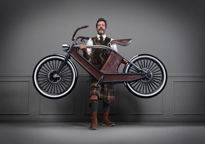 Cykno EBike elektrische fiets