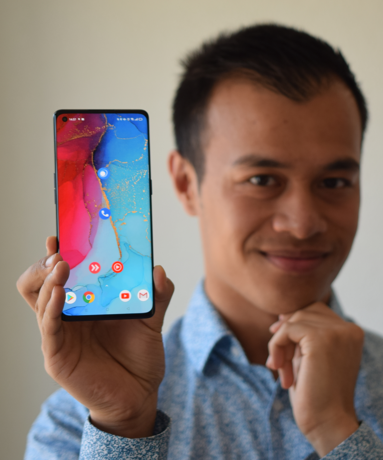review oppo
