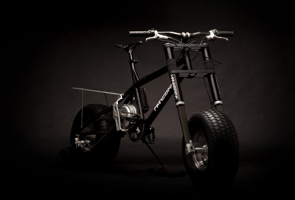 hanebrink e-bike elektrische fiets off-road