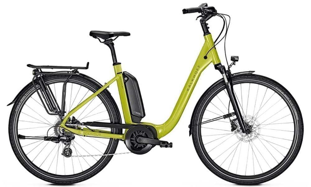 kalkhoff endeavour 1.B move step through e-bike