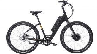 Lekker X e-bike step-through