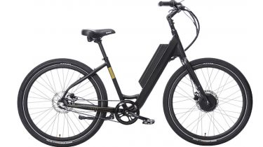 Lekker X e-bike step-through