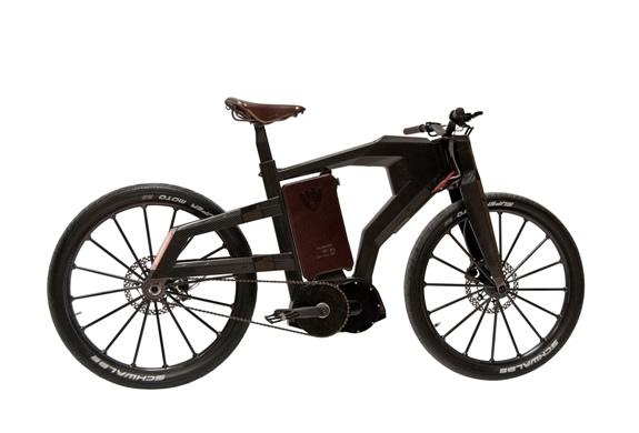PG Bikes blacktail elektrische fiets