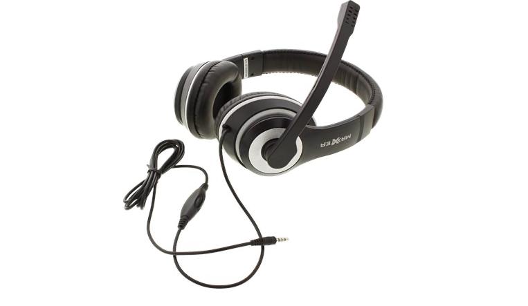 Maxxter headset Action