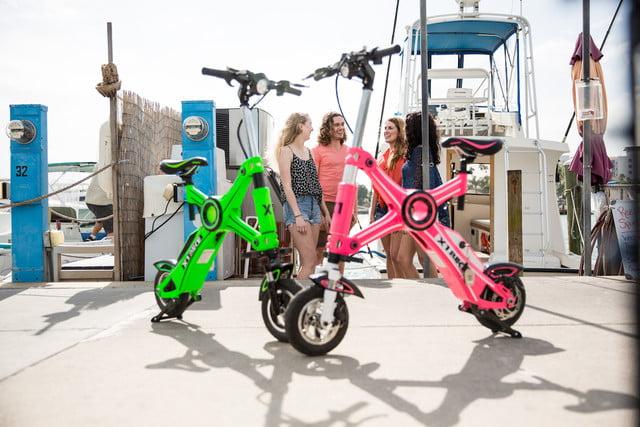 elektrische vouwfiets X1 explorer e-bike