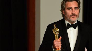 Oscars Joaquin Phoenix