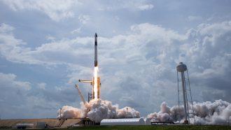 Lancering SpaceX Verenigde Staten