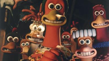 Chicken Run Netflix