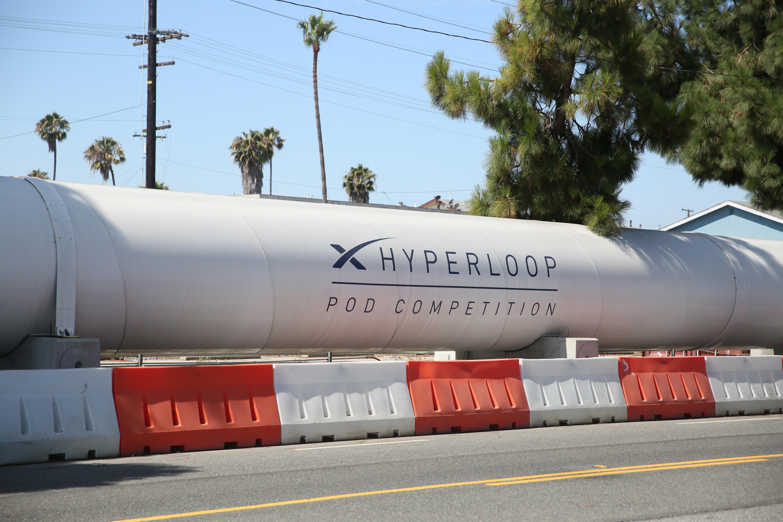 Hyperloop SpaceX