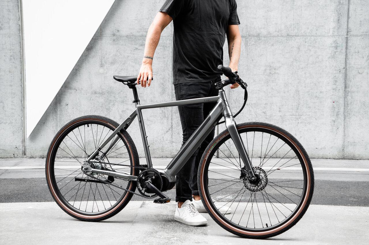 elektrische fiets Lekker Bikes