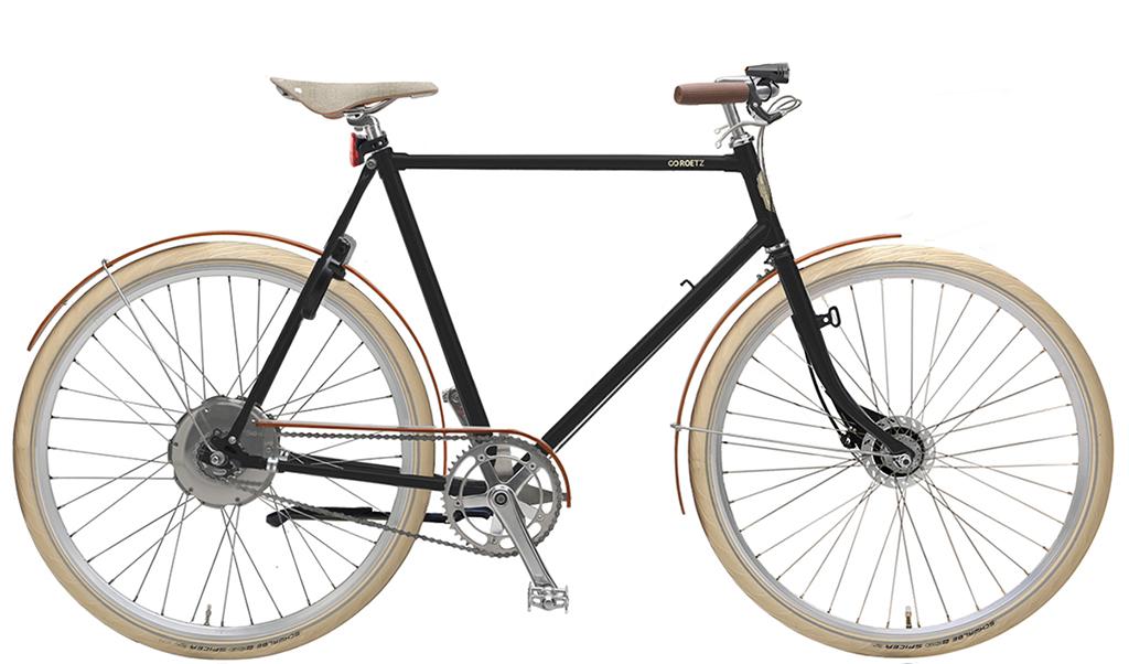 Roetz Vigour+ e-bike