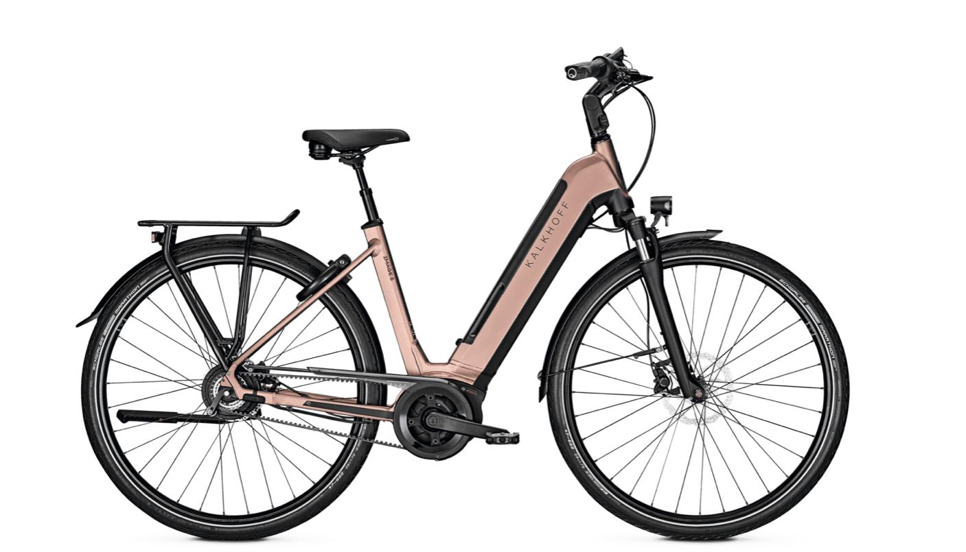 Kalkhoff Image 5.B Excite elektrische fiets