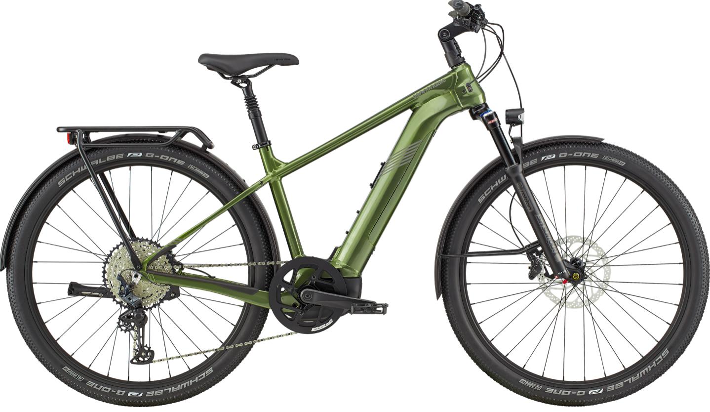 Cannondale Tesoro Neo elektrische fiets