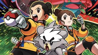 Pokémon Sword en Shield