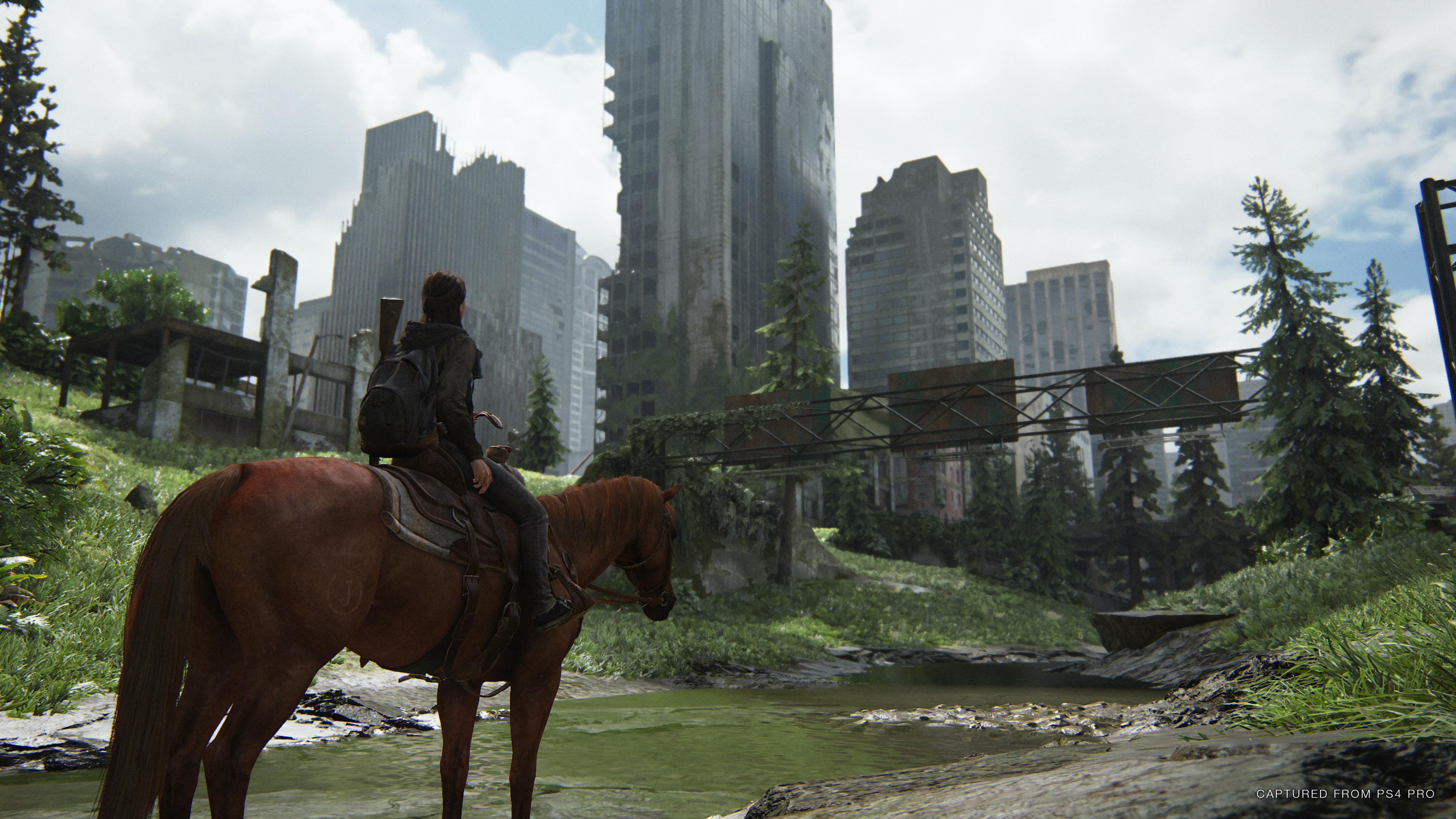 The Last of Us Part II Beste PS4-games