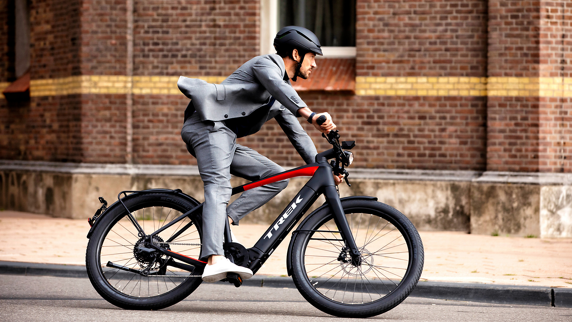 Trek Allant+ 9.9S elektrische fiets