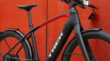 Trek e-bike elektrische fiets Allant+ 9.9S