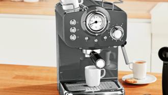 espresso-apparaat Aldi