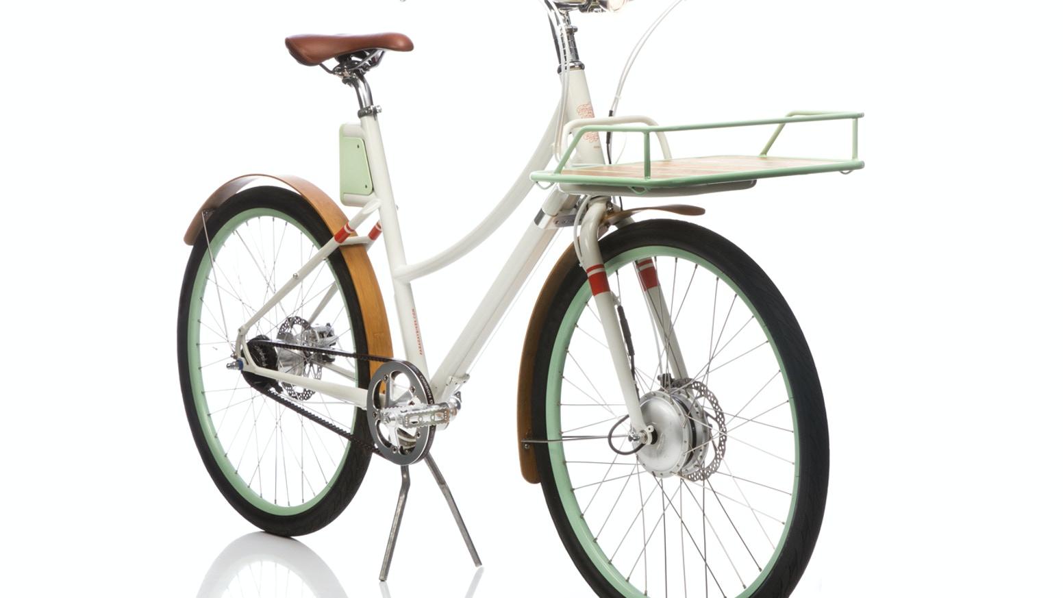 Faraday Cortland e-bike