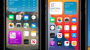 WWDC iOS 14 Apple dictafoon