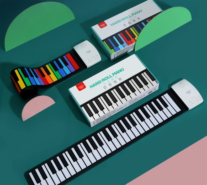 oprolbaar keyboard