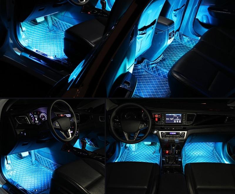 LED-lamp auto Ali