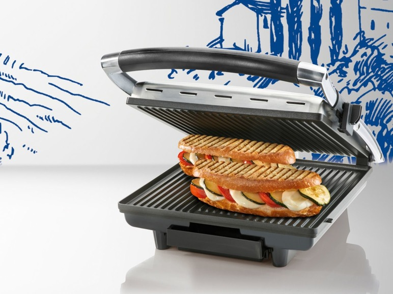 silvercrest contactgrill Lidl