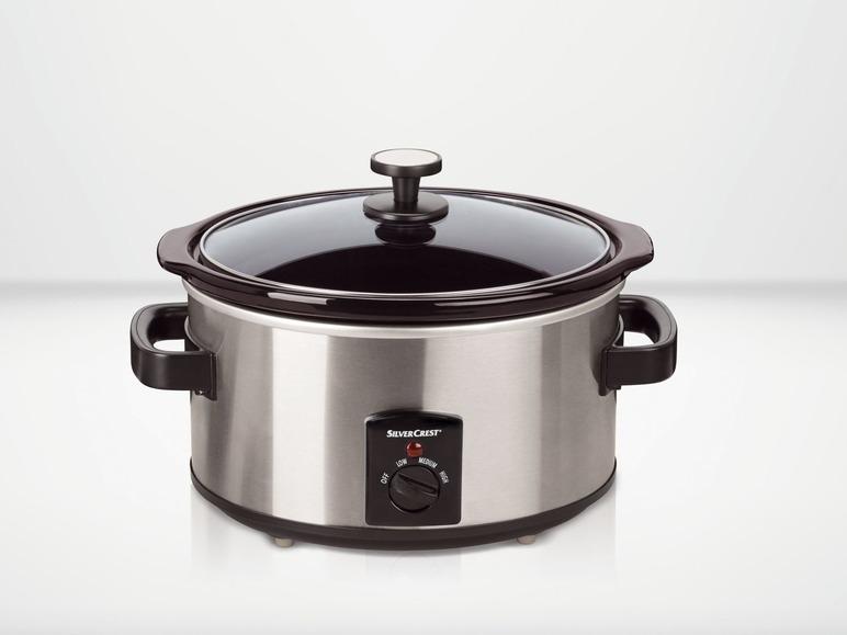 slow-cooker Silvercrest Lidl