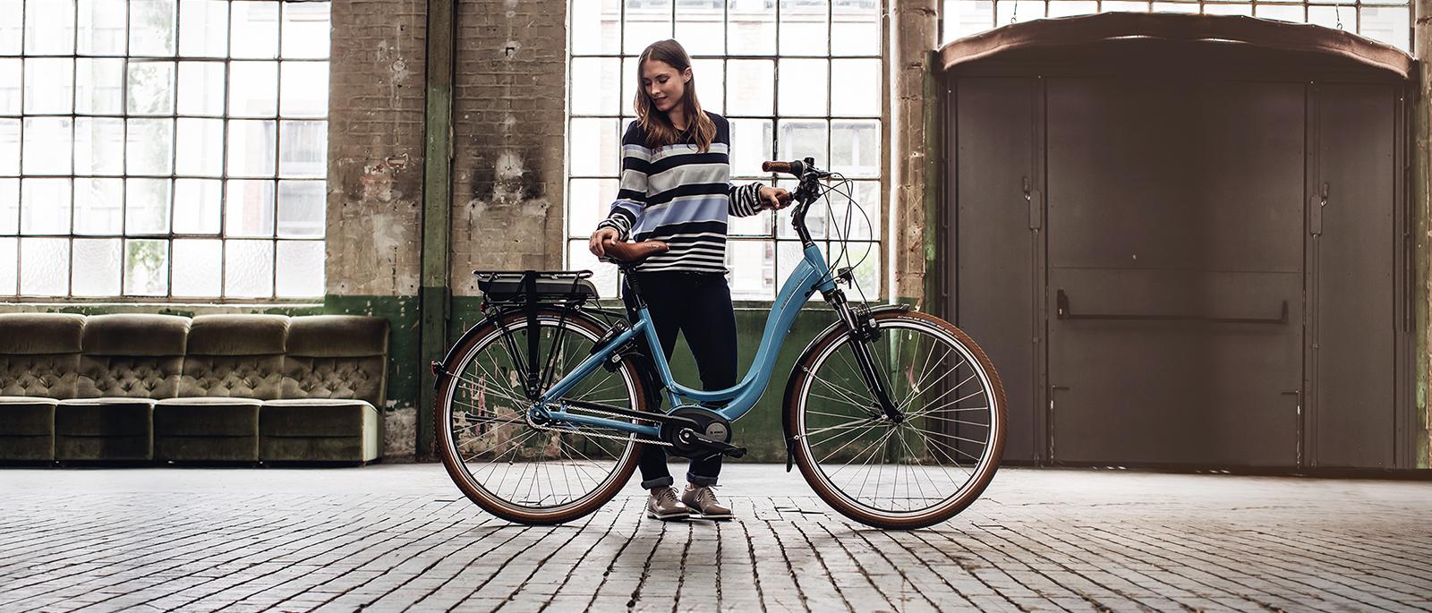 Riese Muller Swing2 City e-bike