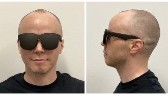 Facebook VR-bril