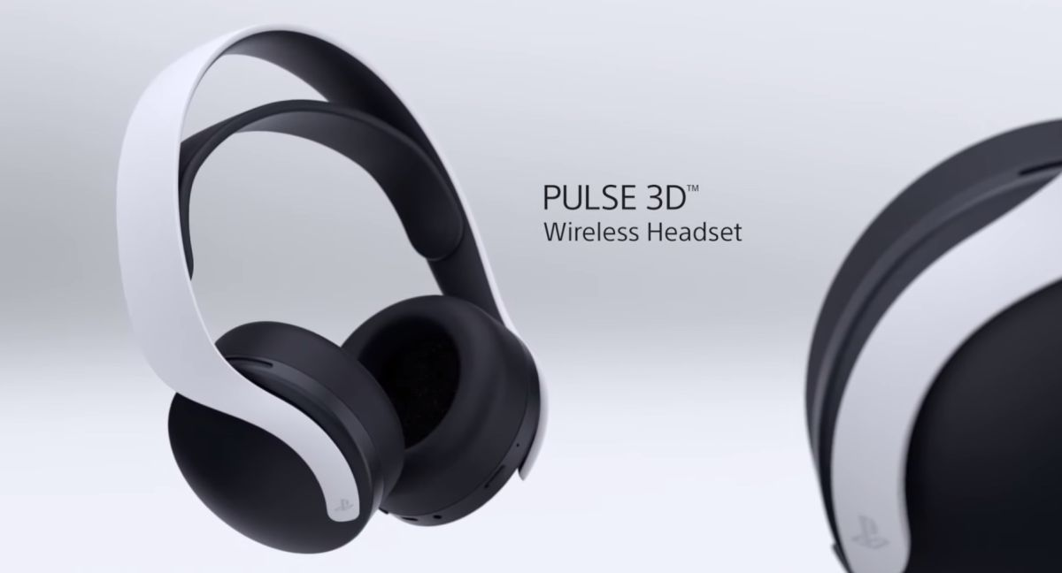 3D audio PS5
