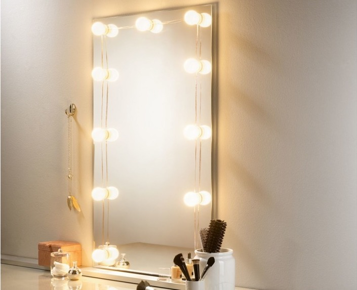 LED-spiegellamp Lidl Kruidvat