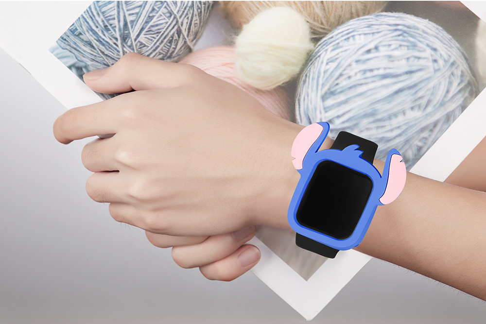 Lilo Stitch Apple Watch case Ali