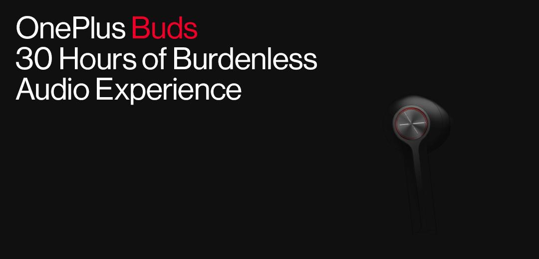 OnePlus Buds accuduur
