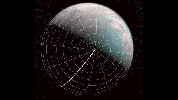 Ganymede maan jupiter