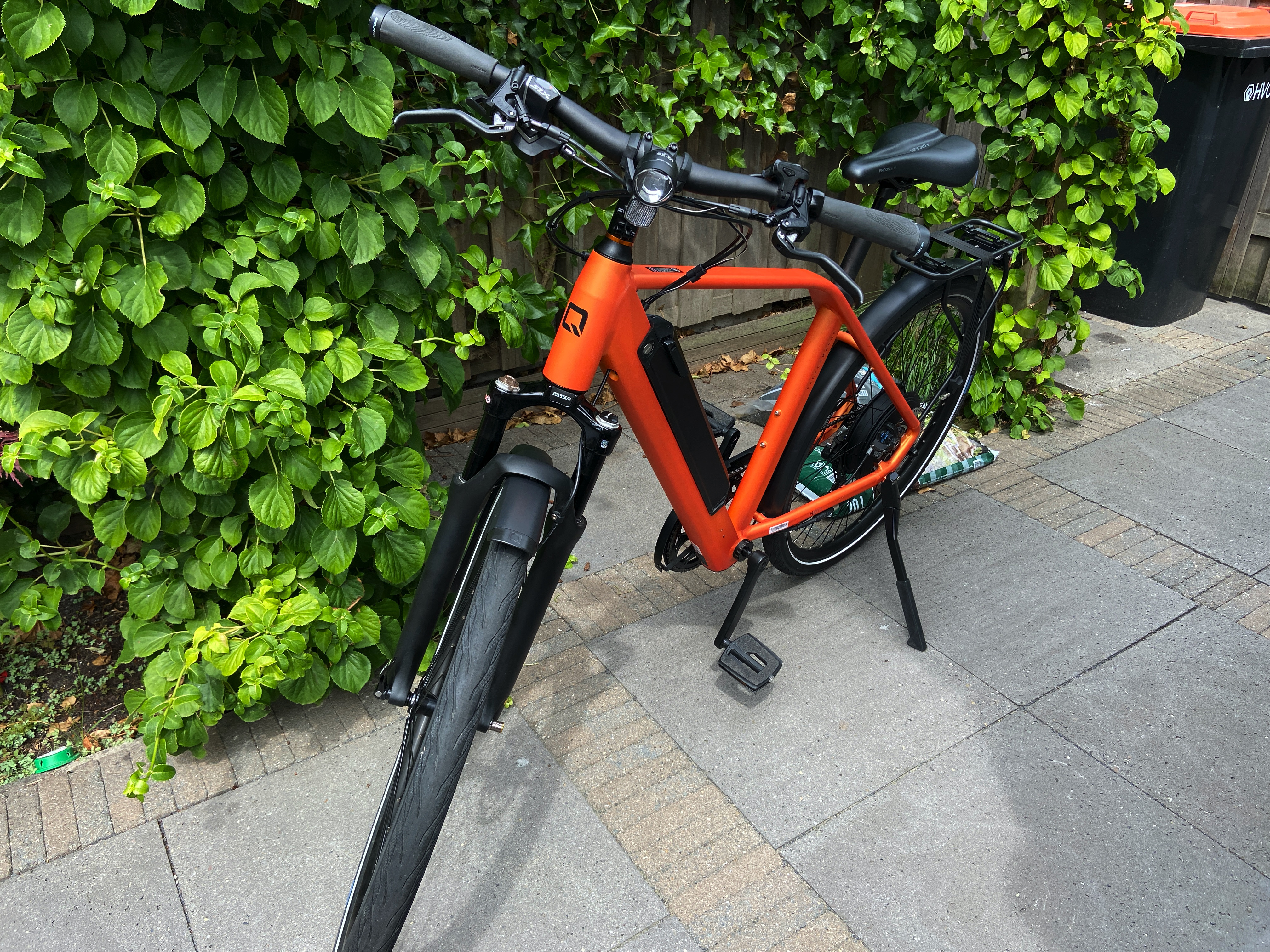 QWIC Performance RD 11 elektrische fiets