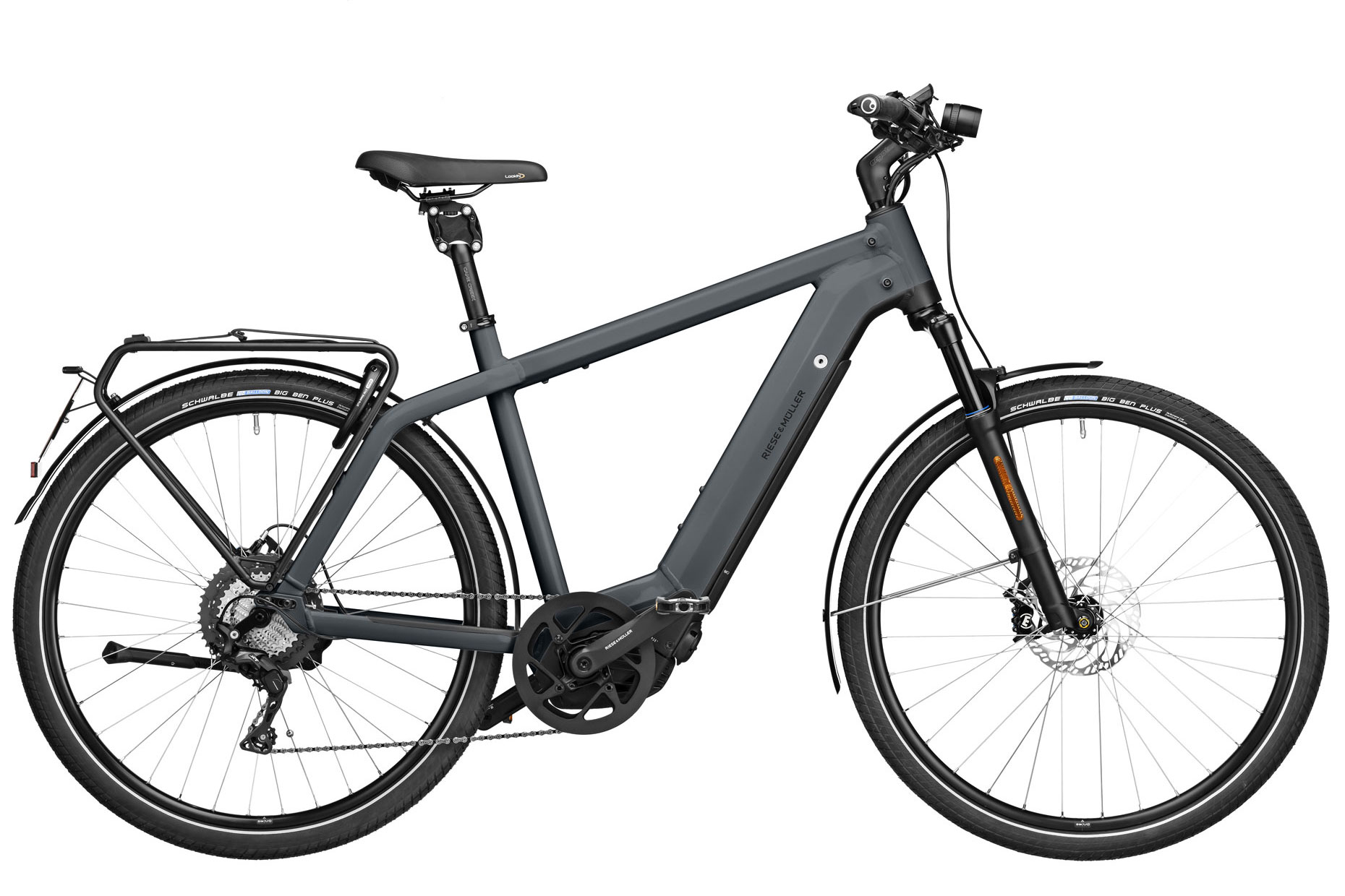 Riese Muller Charger3 e-bike