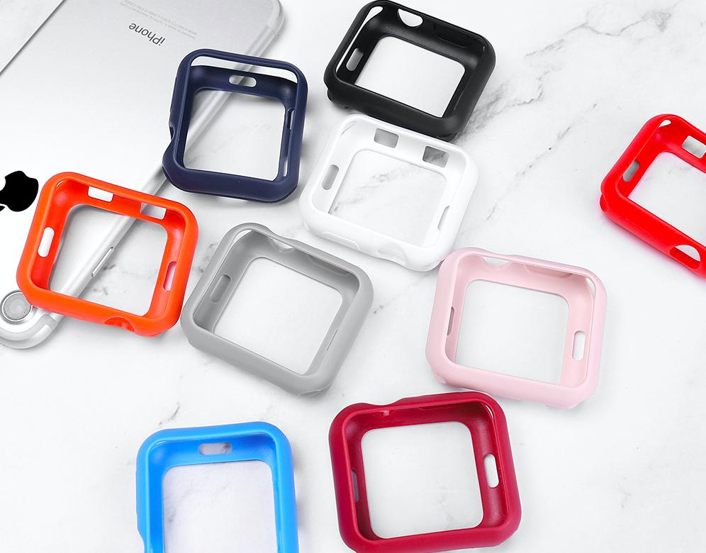 siliconen case Apple Watch Ali