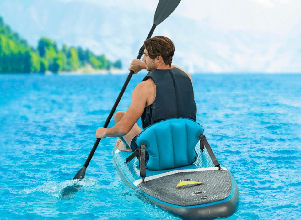 Aldi SUP stand up paddle board