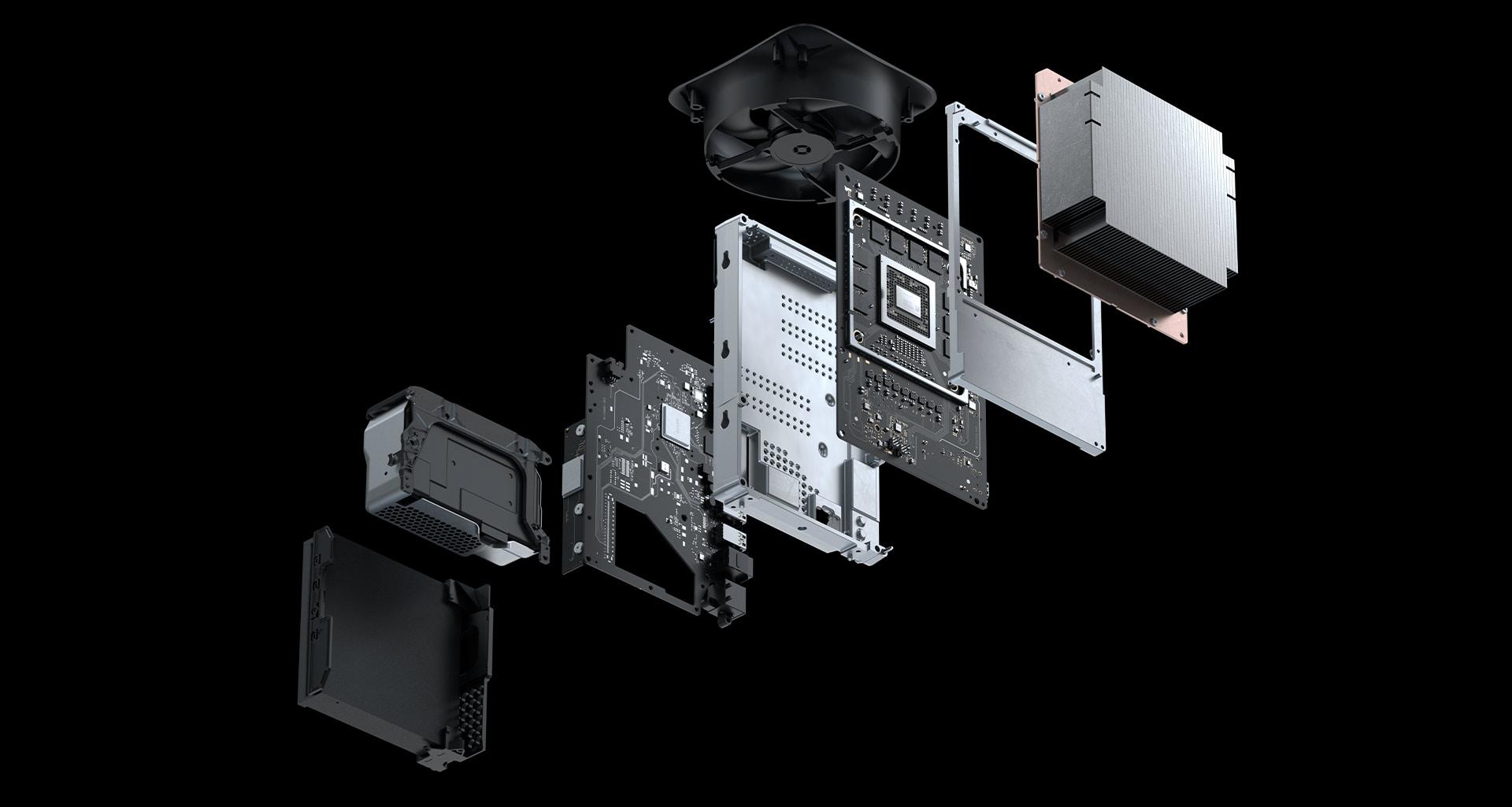 Xbox Series X specificaties